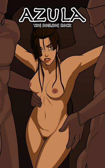 - Azula in the Boiling Rock
