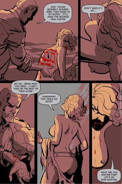 Vampire City - part 4