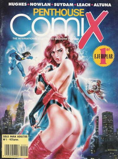 Penthouse Comix 01