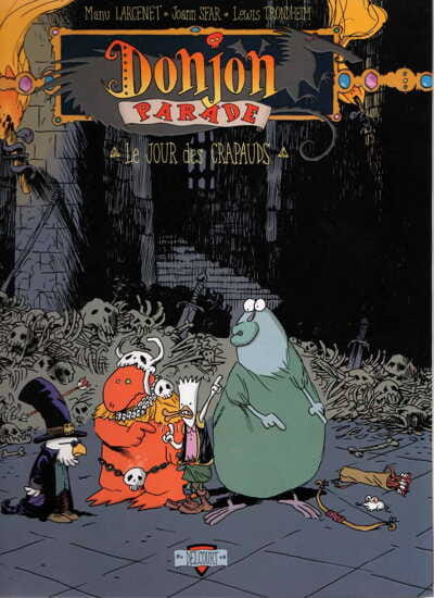 Donjon Parade - Volume 3 - Le jour des crapeaux