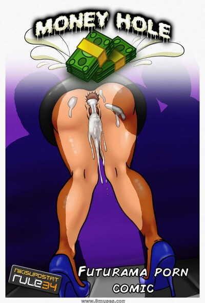 futurama money hole