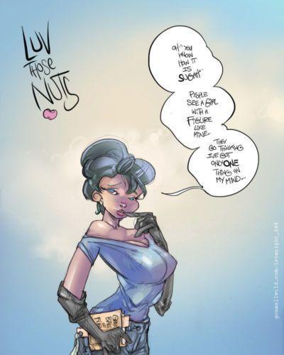 Lông xxx truyện tranh