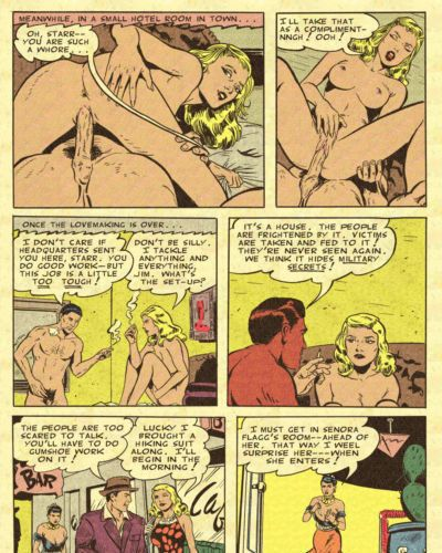 The Wertham Files Undercover Girl - part 2