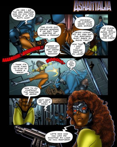 9 Superheroines - The Magazine #11 - part 2