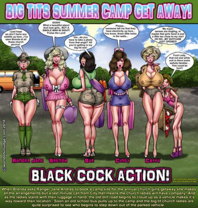 Smudge Big Tits Summer Camp Get Away! (Complete)