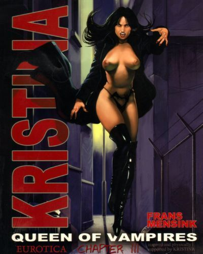 Frans Mensink Kristina Queen of Vampires - Chapter 3