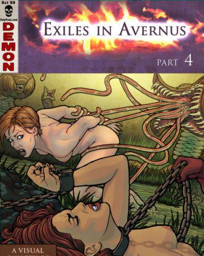 Jeff fairbourn 망명 에 avernus #4 & #5