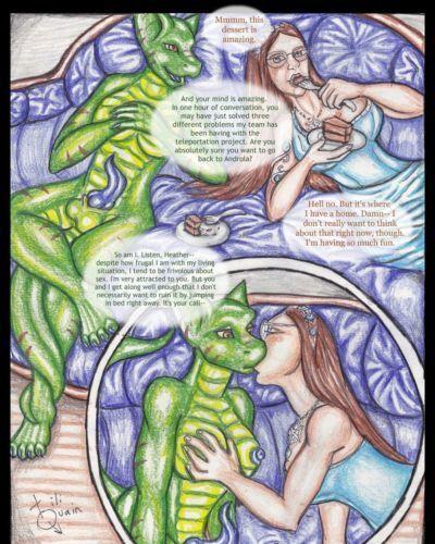 Tiliquain The Tishen Transformation Vol. 1 - part 2