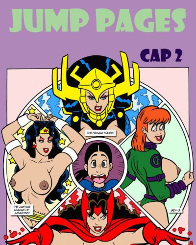 Palcomix Jump Pages Cap 2 (Various)