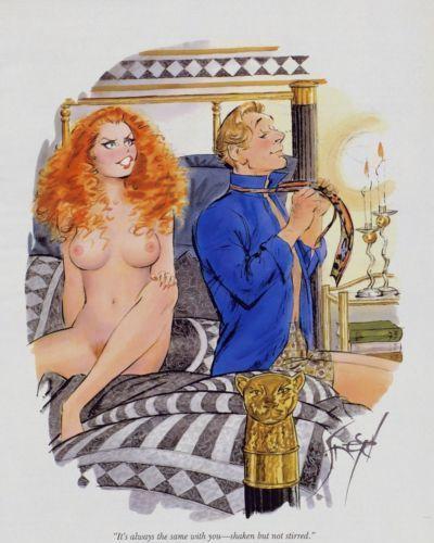 Doug Sneyd - Playboy cartoons - part 15