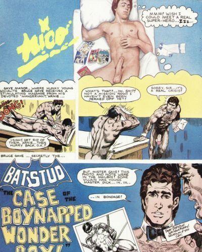 Batman truyện tranh khiêu dâm