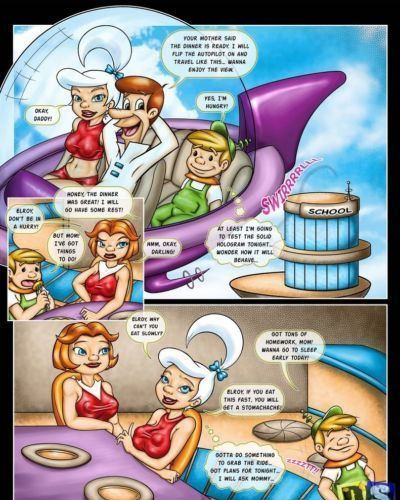 Drawn-Sex The Jetsons