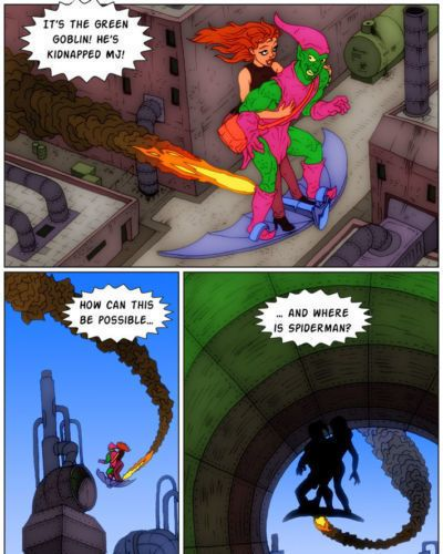 Spiderman Comic (ongoing) - part 2