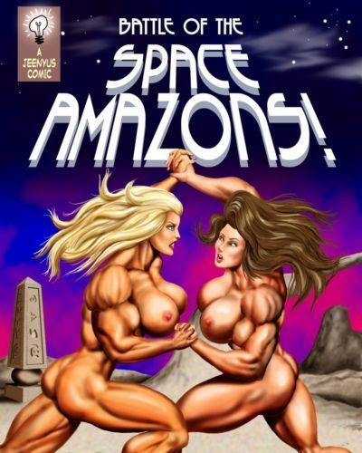 David C. Matthews Battle of the Space Amazons