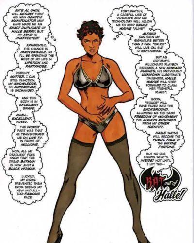 Batman comics porn