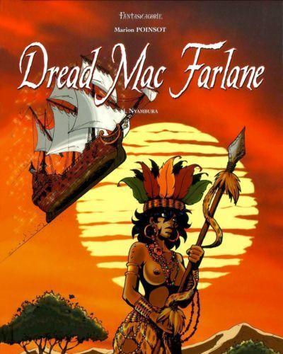 Marion Poinsot Dread Mac Farlane #4: Nyambura (Peter Pan) {JJ}