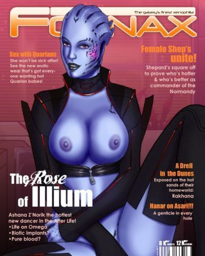 "Mass Effect: ""FORNAX\"" - The galaxy\\\"