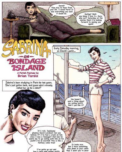 ไบรอัน tarsis ซาบรีน่า บ Bondage เกาะ