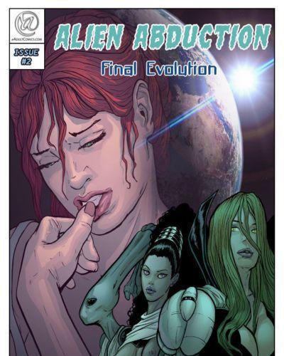 Yair Herrera Alien Abduction - Final Evolution