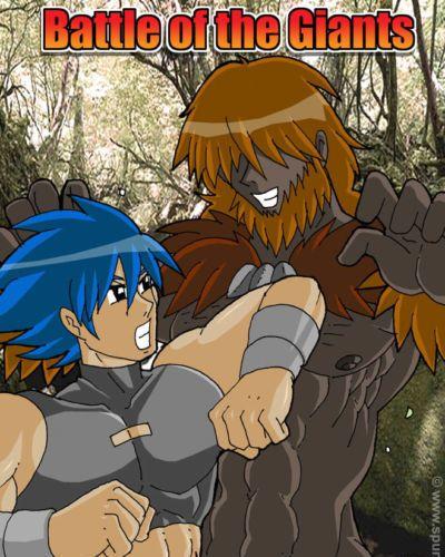 Spunktoons Battle of the Giants