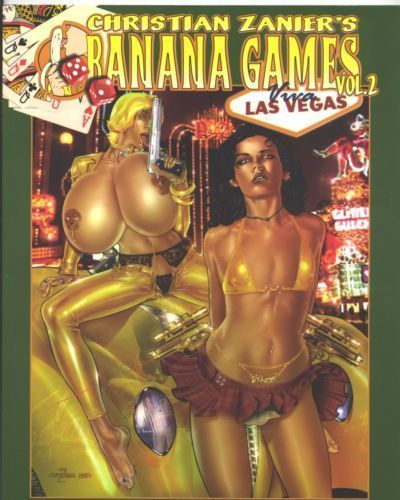 Christian Zanier Banana Games - Volume 2