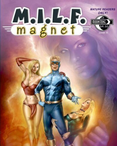 Daniel Sampere M.I.L.F. Magnet