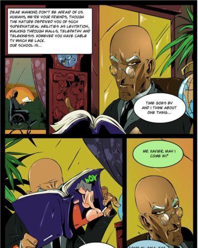 Okunev X-Men