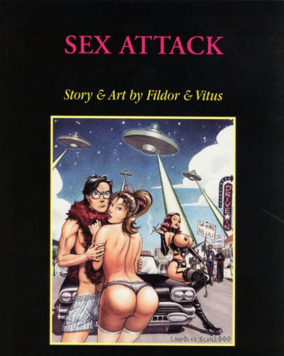 Fildor & Vitus Sex Attack