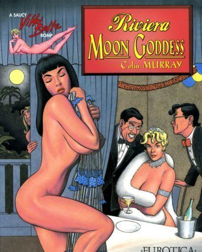 Colin Murray A Saucy Vikki Belle Romp 2: Riviera Moon Goddess
