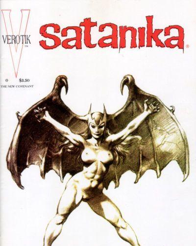 فتاة شيطان الإباحية