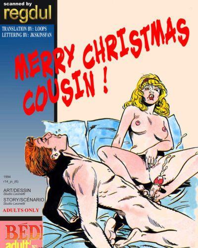 Dino Leonetti Merry Christmas Cousin! {Loops}