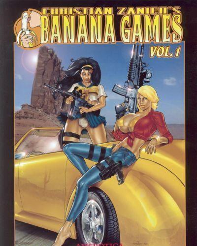 Christian Zanier Banana Games - Volume #1