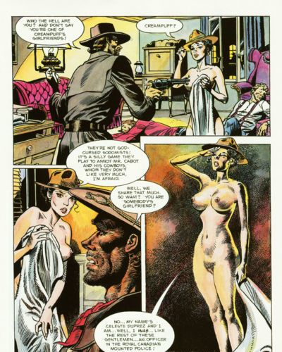 Penthouse Mens Adventure Comix #4 - part 3