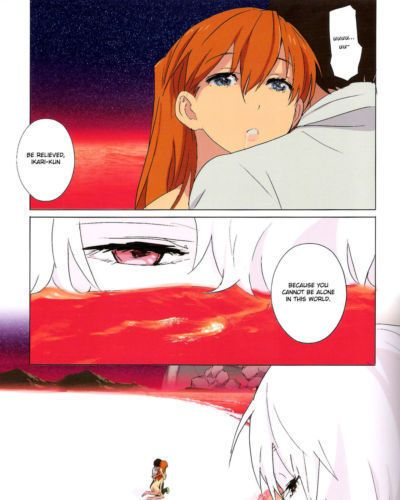 (C74) Mebae Anime (mebae) Gensou no Shi to Shito - Death of Illusion and an Angel (Neon Genesis Evangelion) Mequemo -..