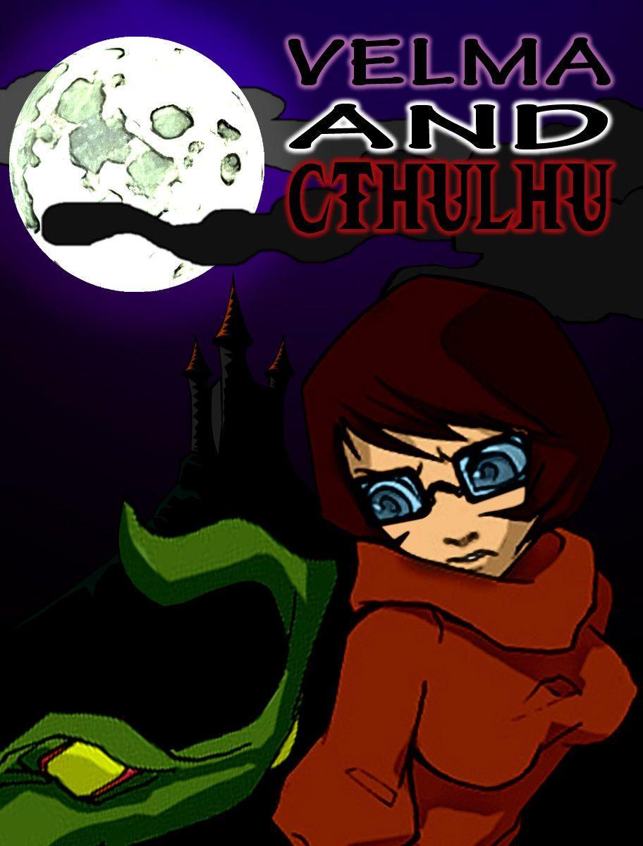 Wrinki Velma Dinkley Tentacle Comic (Scooby-Doo) (Color)