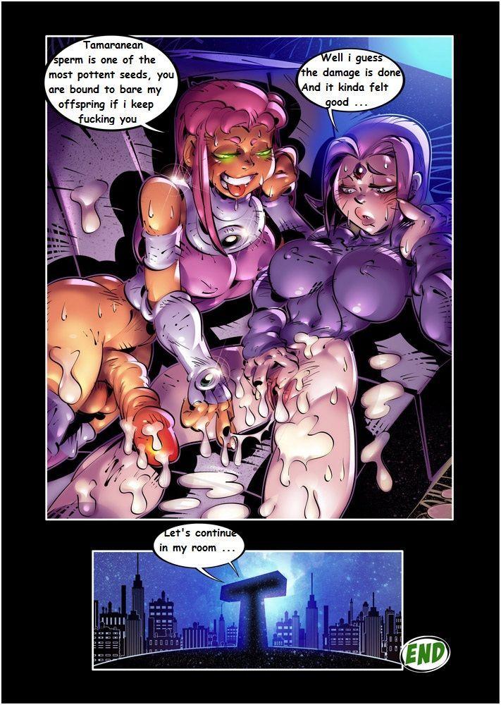 Teen Titans Wazza