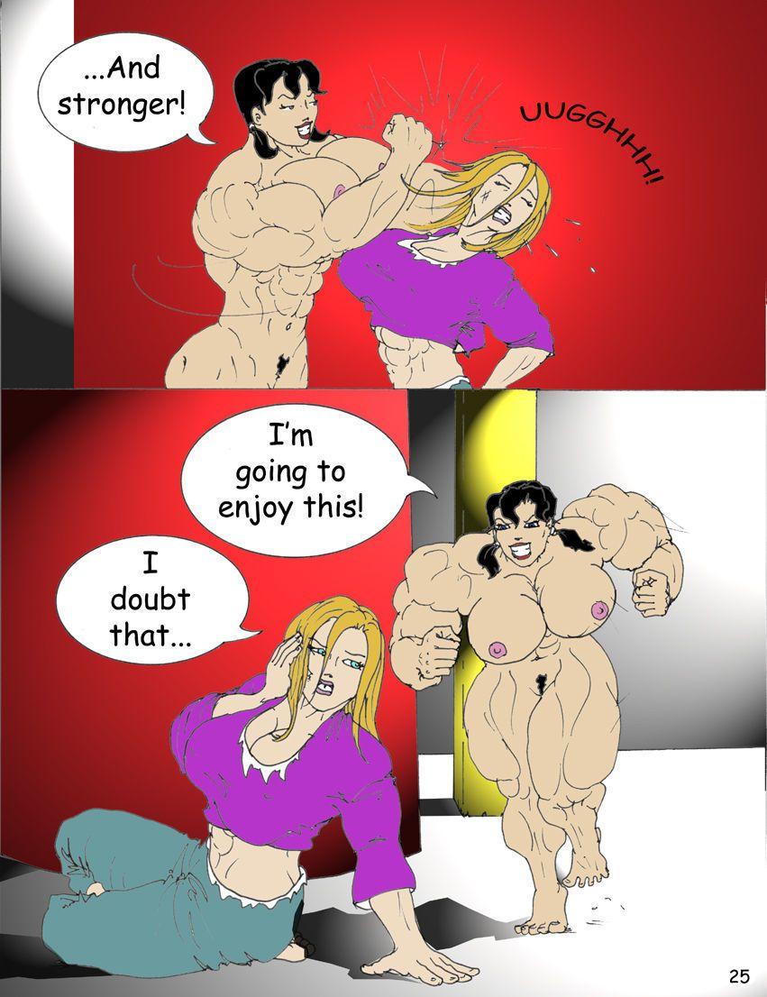 Femfortefan Super Lucy - part 2