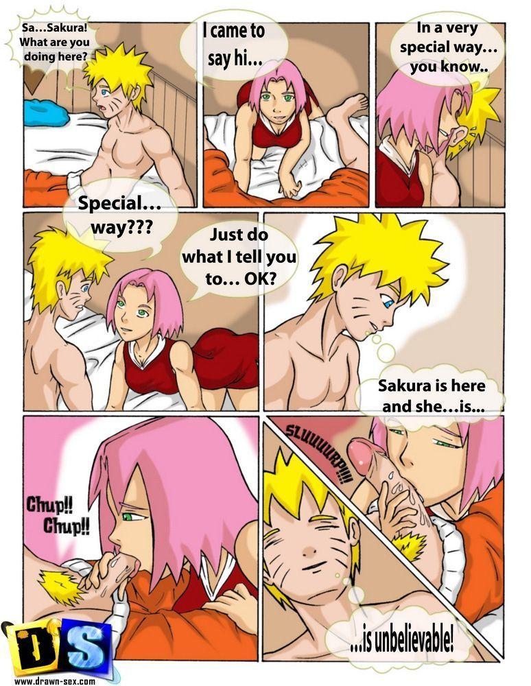 Drawn-Sex Naruto