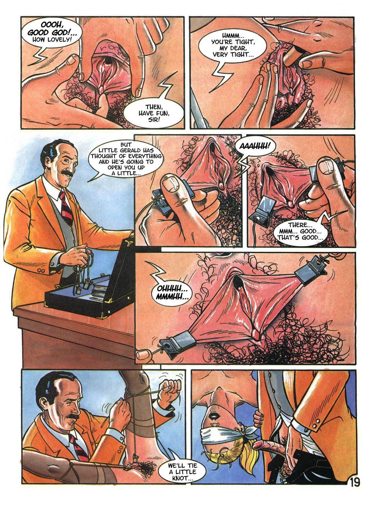 Claudio Trinca The Punishment Parlor {Loops}