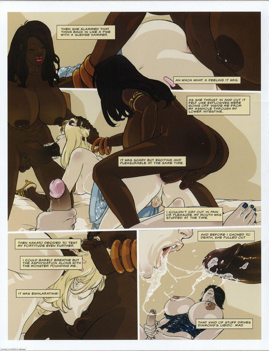 Christian Zanier Honey Lickers Sorority 2 (Color) - part 2