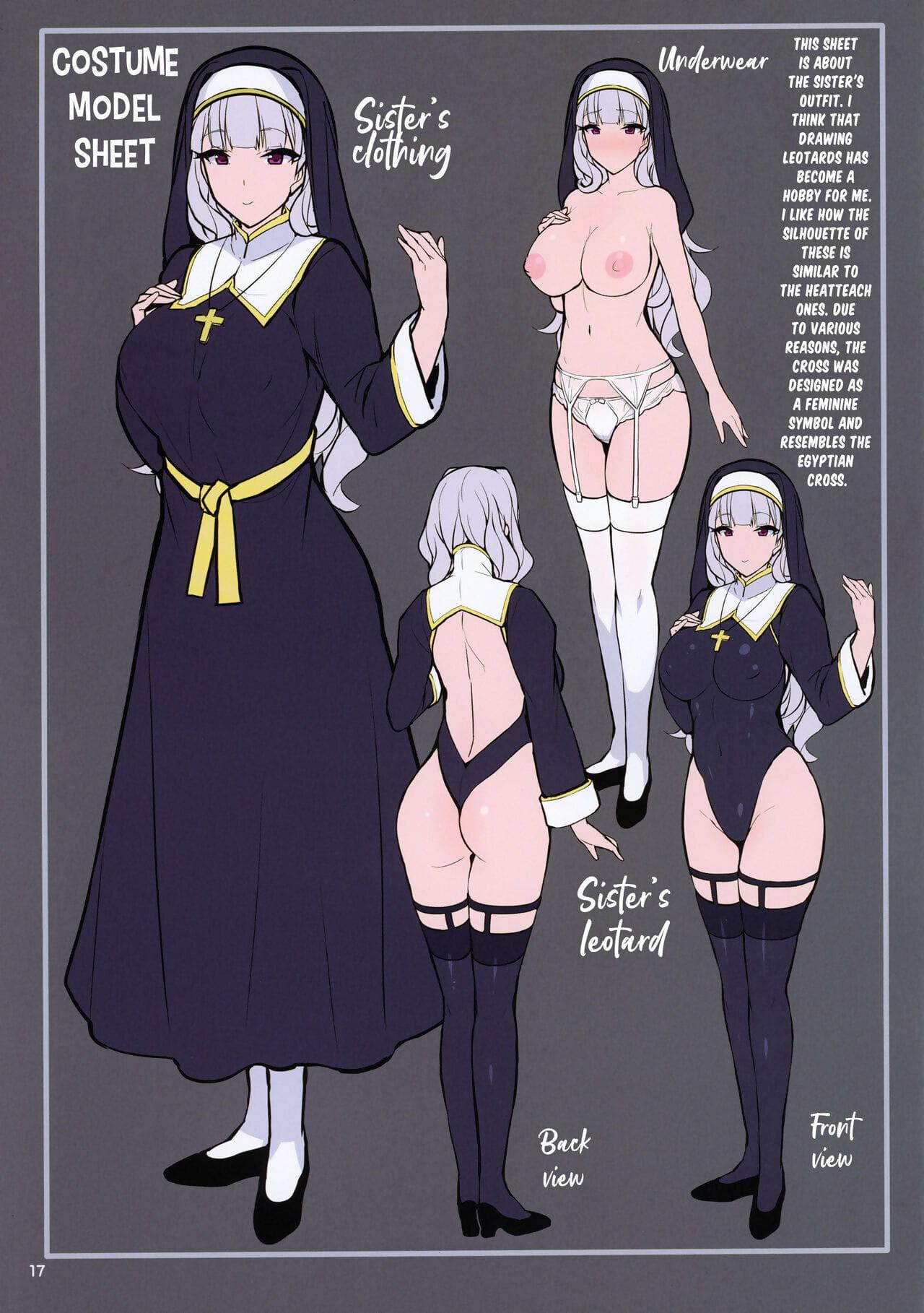 Hidebou House Hidebou Sister Takane no Kokuhaku - Sister Takanes Confession of Sins THE iDOLM@STER English Hellsin