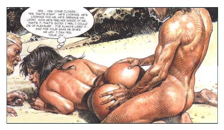 Рисованные порнокартинки от известных художников затрахали