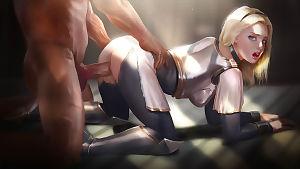 Tentacles hentai