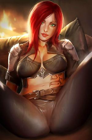 ödül 04 - merhamet Katarina karanlık elementalist Lux - PART 11