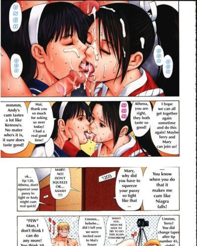 The Yuri & Friends Fullcolor 3 - part 2