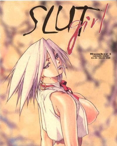 Isutoshi Slut Girl 1 color