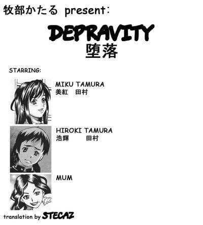Daraku - Depravity