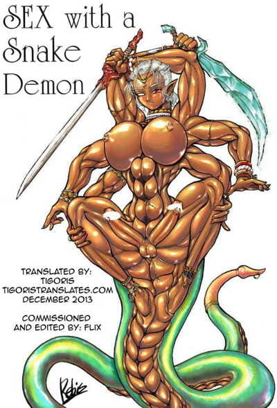 Sex With a Snake Demon + Character Profiles