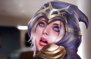 Reward 05 - Ahri- Ashe- Riven - part 8