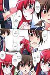 (C82) Mahirutei (Izumi Mahiru) Scarlet princess